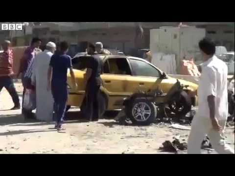 Iraq Attacks: Deadly Blasts Hit Baghdad