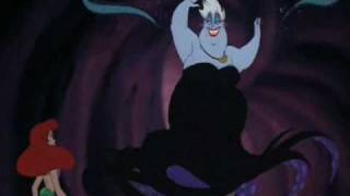 Ursula The Little Mermaid (Disney) ENG Part 2/3