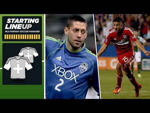 MLS Fantasy: Who's the better play for Round 6, Clint Dempsey or Mauro Diaz? | Starting Lineup
