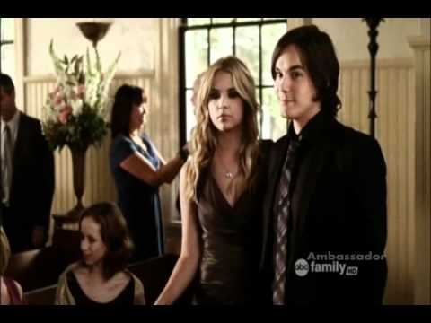"Pretty Little Liars Funny Moment Season 2-Part5-""It gives you back fat""-Caleb,Hanna&Kate Scene"