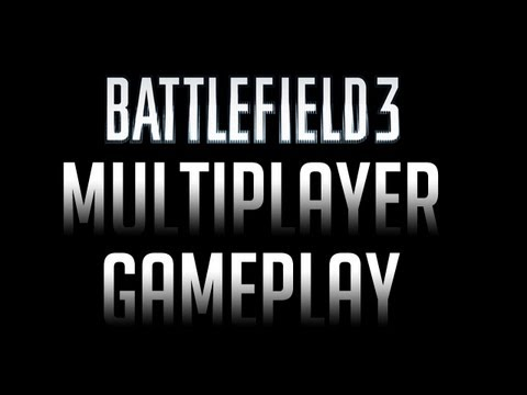 Battlefield 3 - Rush | Caspian Border (Live Multiplayer Gameplay Commentary)
