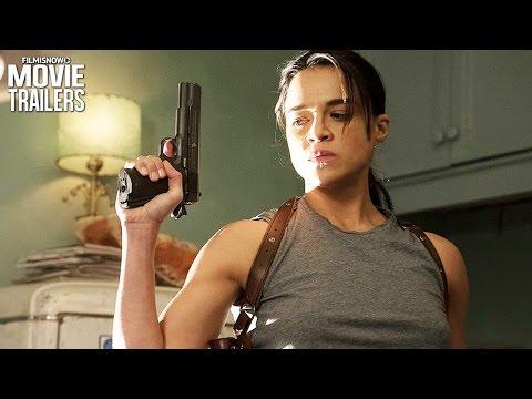 TOMBOY Trailer | Michelle Rodriguez Action Movie