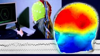Watch Alpha Brain Waves Predict Video Game Learning