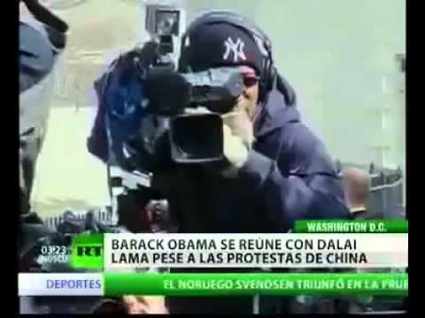 Barack Obama se reunió con el Dalai Lama pese a la indignación de China