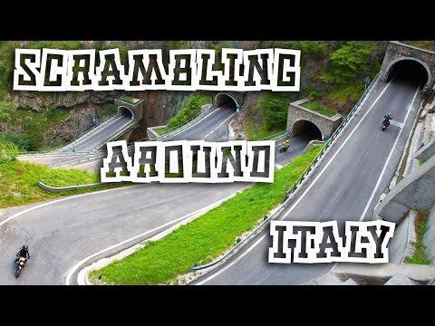 Scrambling Around Italy / Ducati Scrambler / MotoGeo Adventures