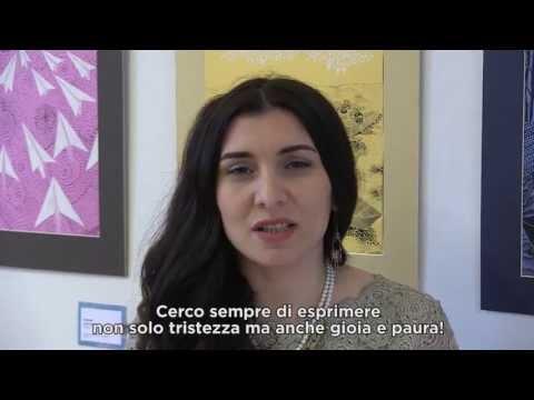 ASYA UMAROVA - opere alla Torre dell'Orologio