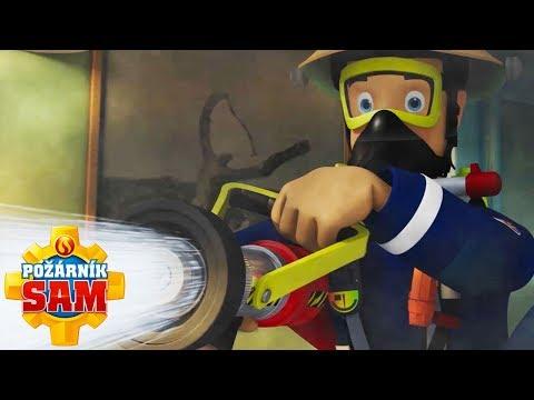 Požiarnik Sam - Splašený kôň