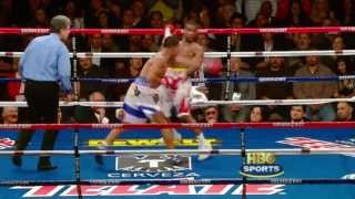 Victor Ortiz Vs. Lamont Peterson: Highlights (HBO Boxing