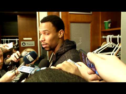 Celtics-Kings Postgame (2-7-14): Jared Sullinger