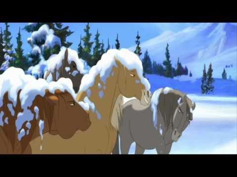 Spirit - Divoký kôň - Kto já sem