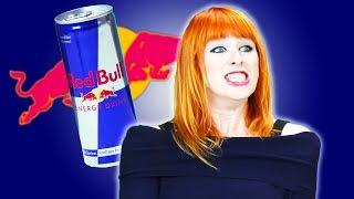 Irish People Taste Test Red Bull