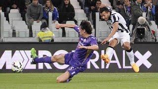 Juventus-Fiorentina 3-2    29/04/2015