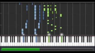 (How To Play) Scott Joplin Maple Leaf Rag On Piano (100%