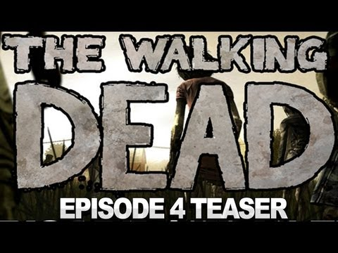 The Walking Dead: The Game - Episode 4: Around Every Corner Teaser