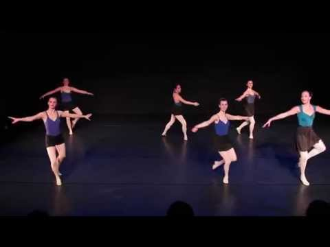 Alegria Contemporary Ballet Company: Parting Is Such Sweet Sorrow