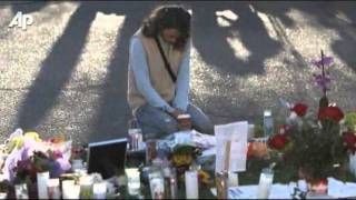 Raw Video: Tucson Marks Shooting Anniversary