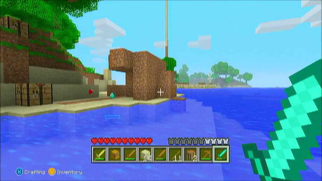 Seed Minecraft Pe Castle • Rumah Minimalis Unik