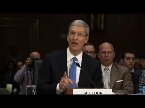 Apple denies tax 'gimmicks' as criticism mounts