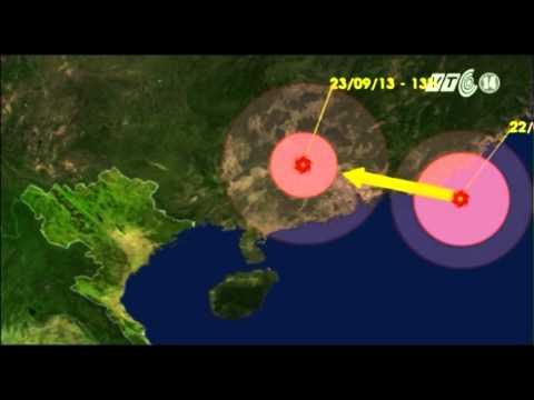VTC14_Mưa lớn và lũ muộn ở Bắc Bộ do ảnh hưởng của siêu bão Usagi