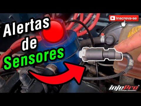 Configuração dos Alertas de Sensores - EP 01 INJEPRO