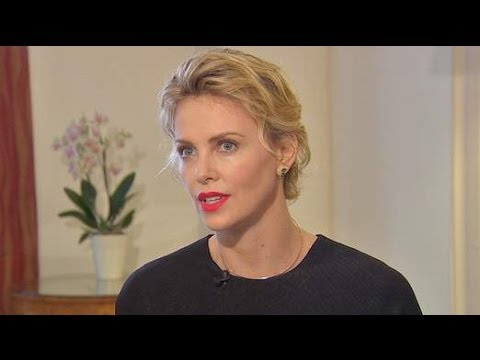 Charlize Theron: Press Intrusion 'Like Rape'
