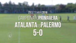 2ª giornata Primavera 1 TIM: Atalanta-Palermo 5-0 - Highlights