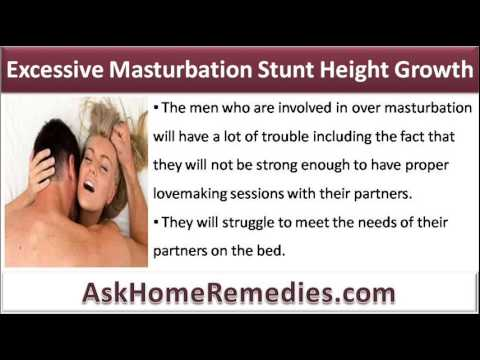 what does over masturbation mean