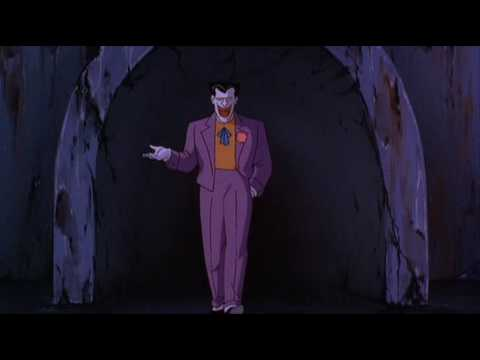 Joker from Batman TAS and Mask of Phantasm HQ High Quality
