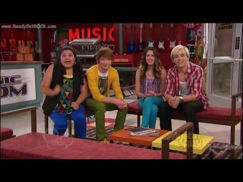 Charades Showdown with the Cast of Austin & Ally [HD]