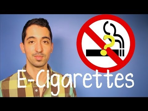 What Are E-Cigarettes and How Do They Work?