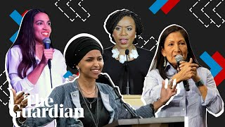 The trailblazing candidates who broke barriers in the 2018 midterm elections