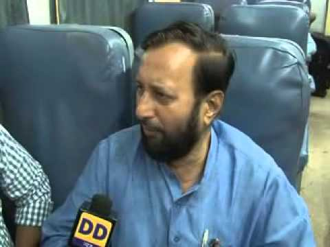 DD Exclusive: Interview with Information & Broadcasting minister Prakash Javadekar