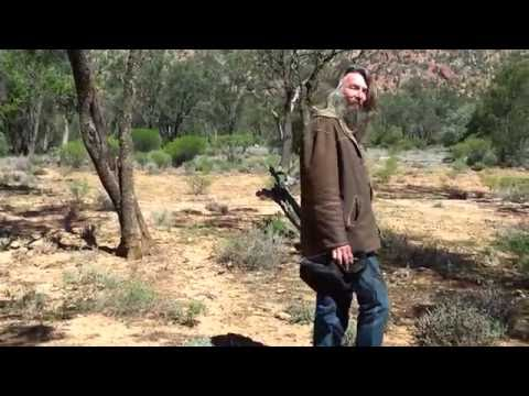 How to catch a kangaroo