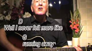 Singing The Blues Guy Mitchell Cover With Chords And