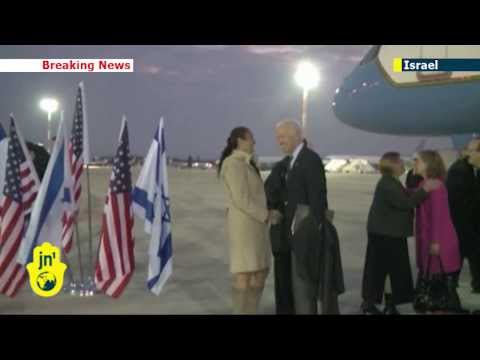 Mourning Ariel Sharon: US Vice President Joe Biden in Israel for funeral