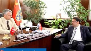 TÜMSİAD İstanbul Şube Başkanı Eyüp Topal Zeytinburnu Emniyet Müdürünü Ziyaret Etti