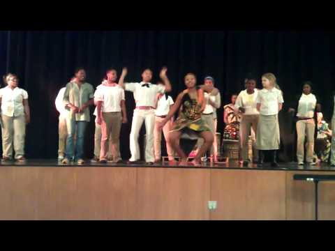 West philly high (African dance)