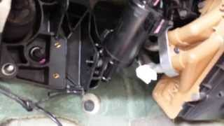 Replace Heater Core With Adjustable Pedals Town And Country