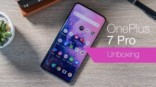OnePlus 7 Pro unboxing & first impressions