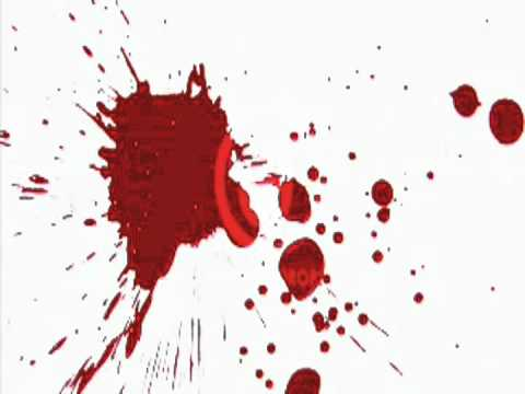 Blood splatter Stock Footage Clips and Video. 1,  Blood ...