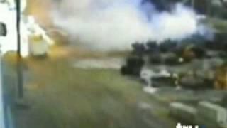 Massive Propane Explosion In Tacoma