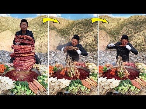Girl DIY! FUNNY COOKING LIFE HACKS WITH Hotpot | Fun DIY Food Tricks & CRAZY COOKING HACKS