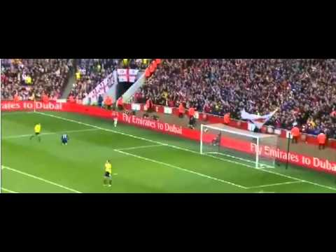 Arsenal vs Sunderland Full Match Highlights All Goals 22-02-14