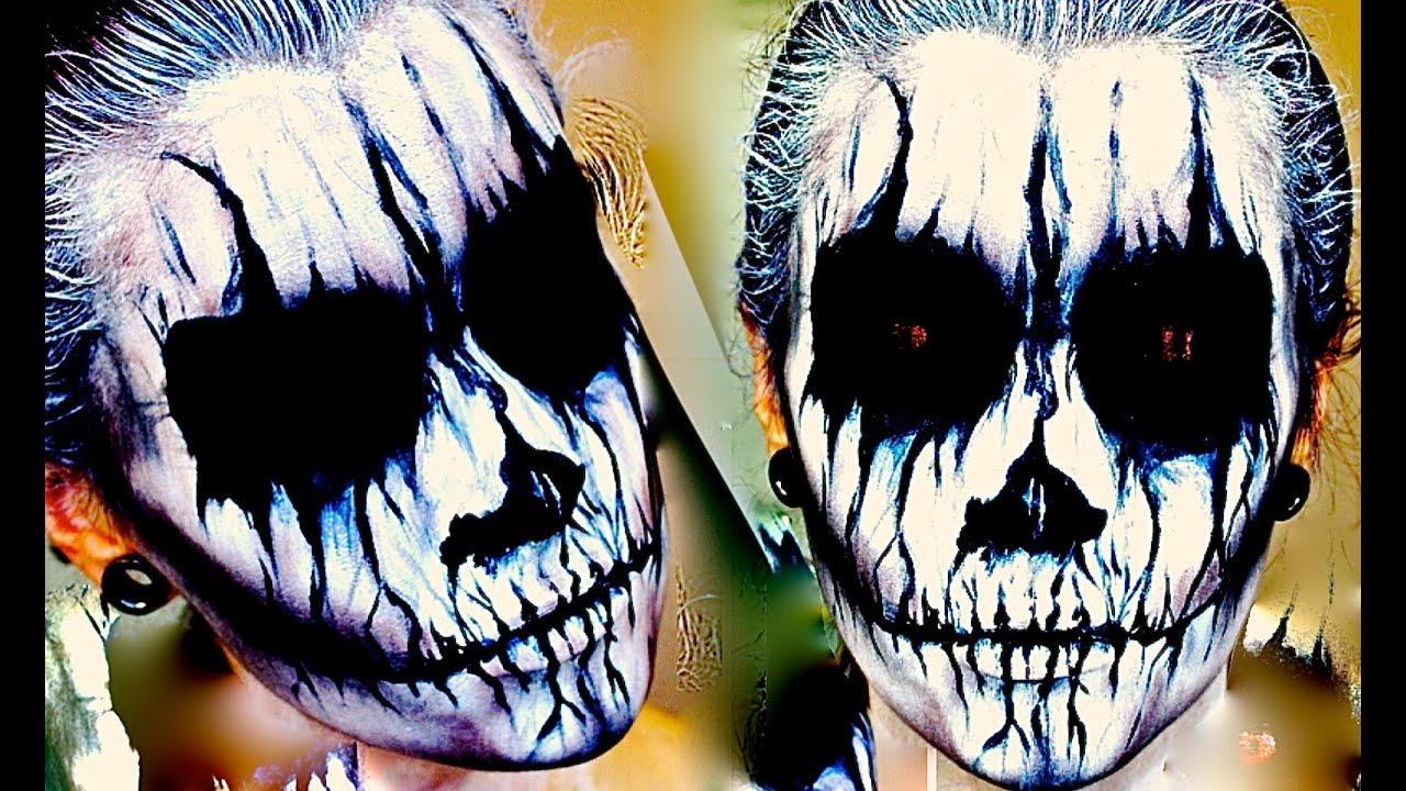 Demon / Corpse ... Homemade Jack Skellington Costume
