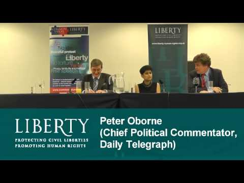 Conservative Party Conference Liberty Fringe 2013