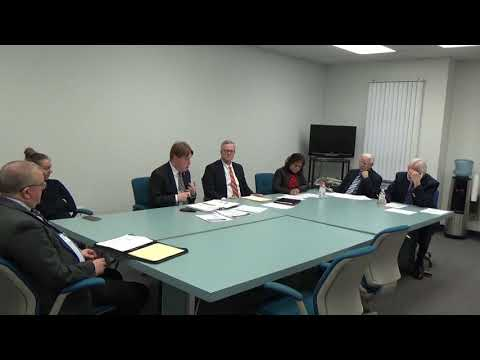 Town of Plattsburgh Meeting  3-12-20
