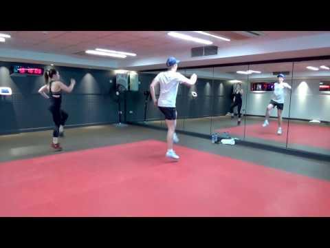 CardioSeries 2017. HI 2b. Hamelin D'abell, High impact aerobics.