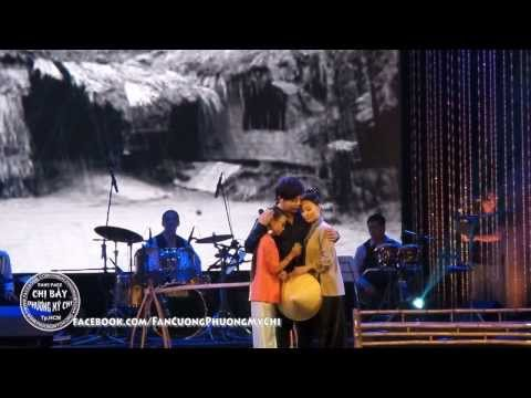 Đất Phương Nam, Sa Mưa Giông - Phương Mỹ Chi - Quang Lê (Liveshow Hát Trên Quê Hương 2)