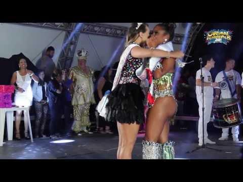 Melhores Momentos Concurso Rainha do Carnaval Florianópolis 2014