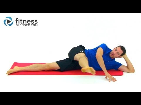 Comprehensive Pilates Leg Workout - Fitness Blender Pilates Workout